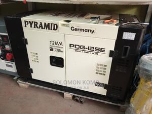 Pyramid 12kva Water Cooled Diesel Silent Generator   Electrical Equipment for sale in Nairobi, Nairobi Central