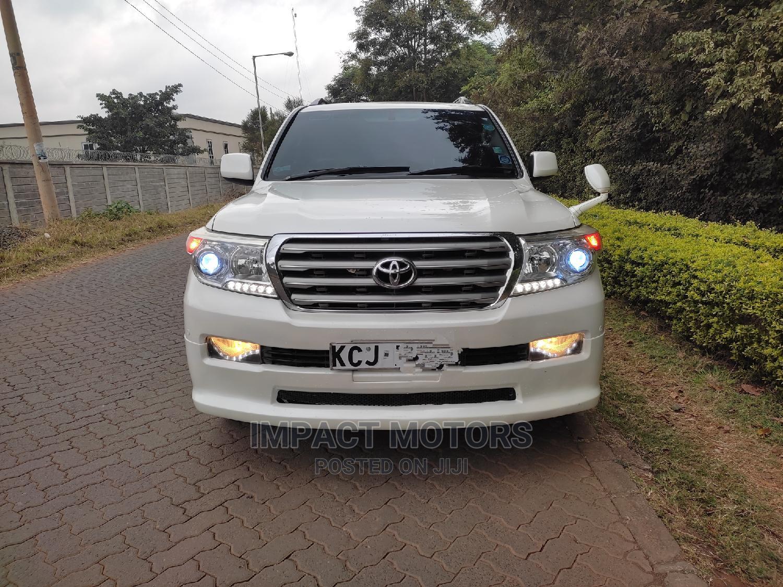 Toyota Land Cruiser Prado 2014 White | Cars for sale in Ridgeways, Nairobi, Kenya