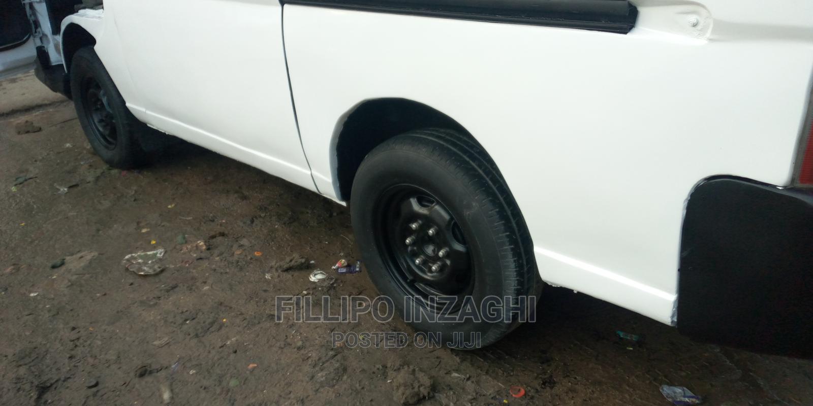 Nissan Caravan Matatu