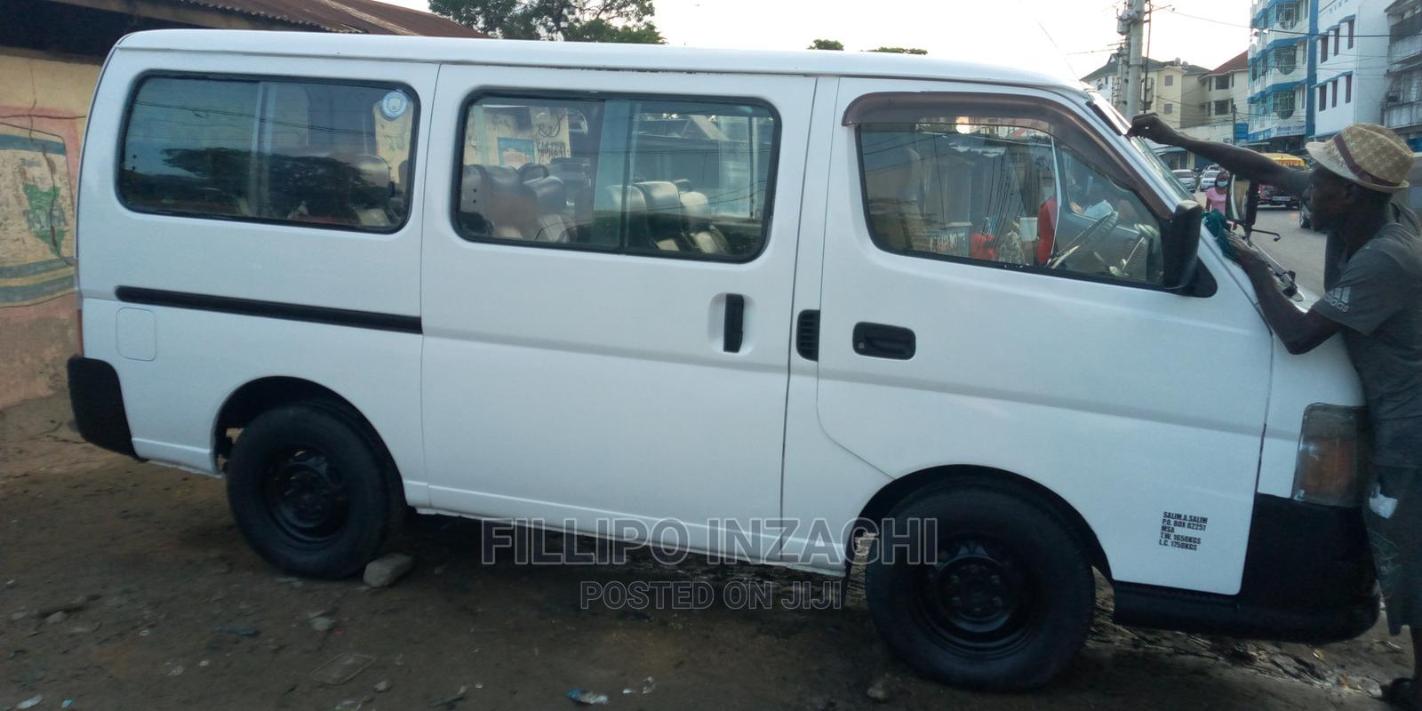 Nissan Caravan Matatu   Buses & Microbuses for sale in Old Town, Mombasa, Kenya