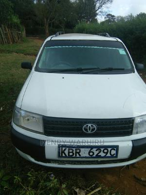 Toyota Probox 2008 1.5 DX 2WD White | Cars for sale in Nyeri, Nyeri Town