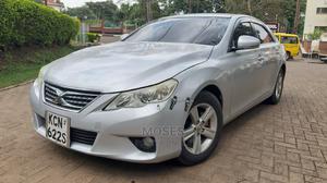 Toyota Mark X 2010 Silver | Cars for sale in Nairobi, Woodley/Kenyatta Golf Course