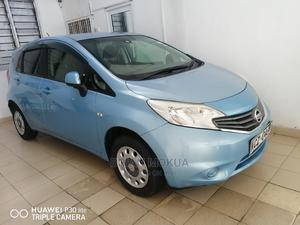 Nissan Note 2013 Blue   Cars for sale in Mombasa, Ganjoni