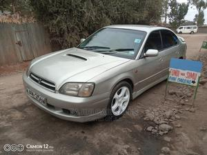 Subaru Legacy 2003 B4 2.0 GT Type B Silver   Cars for sale in Nairobi, Nairobi Central