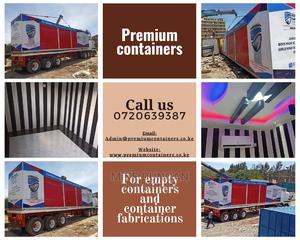 Shipping Container Fabrications   Store Equipment for sale in Nairobi, Embakasi