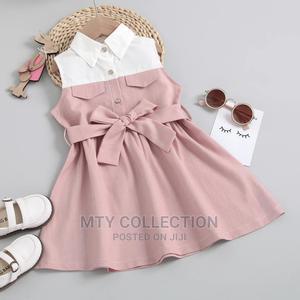 Cotton Dress   Children's Clothing for sale in Mombasa, Mvita