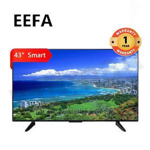 EEFA 43'' Inch Frameless Smart Android Digital LED TV | TV & DVD Equipment for sale in Nairobi, Nairobi Central