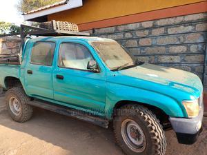 Toyota Hilux 2001 Green | Cars for sale in Nairobi, Ridgeways