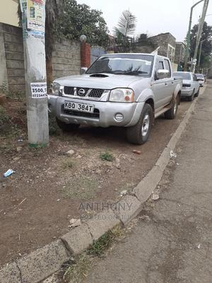 Nissan DoubleCab 2006 Silver | Cars for sale in Nairobi, Umoja