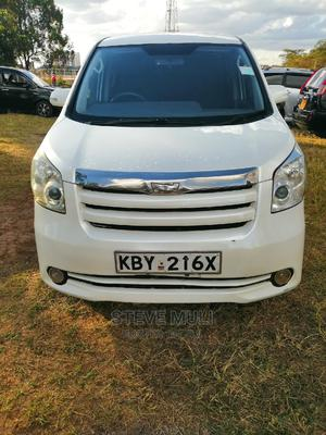 Toyota Noah 2007 2.0 143hp FWD (8 Seater) White | Cars for sale in Nairobi, Nairobi Central