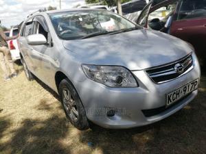 Toyota Fielder 2010 Silver | Cars for sale in Nairobi, Nairobi Central