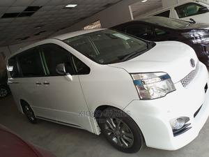 Toyota Voxy 2014 White | Cars for sale in Mombasa, Mombasa CBD