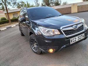 Subaru Forester 2014 Black   Cars for sale in Nairobi, Nairobi Central