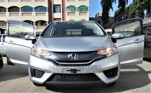 Honda Fit 2014 Gray | Cars for sale in Mombasa, Tudor