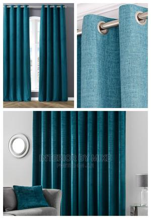Turquoise Blue Curtain | Home Accessories for sale in Nairobi, Nairobi Central