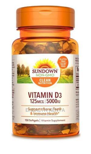 Vitamin D3 5000iu   Vitamins & Supplements for sale in Nairobi, Nairobi Central