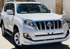 Toyota Land Cruiser Prado 2014 2.7 VVT-i White | Cars for sale in Nairobi, Kilimani