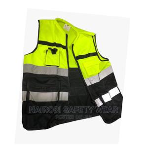 Green and Black Reflector Jackets | Safetywear & Equipment for sale in Nairobi, Nairobi Central
