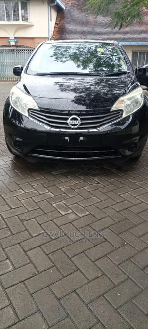 Nissan Note 2014 Black   Cars for sale in Nairobi, Dagoretti