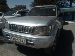 Toyota Land Cruiser Prado 1999 Silver | Cars for sale in Nairobi, Nairobi Central