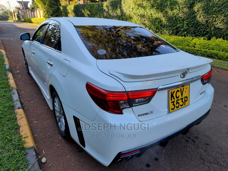 Toyota Mark X 2012 White | Cars for sale in Nairobi Central, Nairobi, Kenya