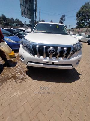 Toyota Land Cruiser Prado 2014 White | Cars for sale in Nairobi, Ridgeways