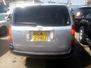 Toyota Succeed 2007 Silver | Cars for sale in Nairobi, Pangani
