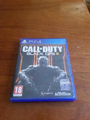 Call of Duty Black Ops 3 Ps4   Video Games for sale in Nairobi, Kileleshwa