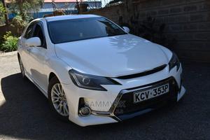 Toyota Mark X 2012 White | Cars for sale in Nairobi, Runda