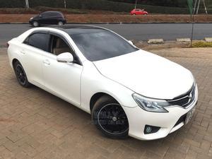 Toyota Mark X 2012 White | Cars for sale in Nairobi, Karen
