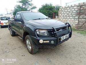 Ford Ranger 2015 XLT Single Cab Black | Cars for sale in Mombasa, Mombasa CBD