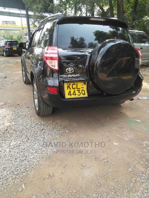 Toyota RAV4 2010 2.5 Black | Cars for sale in Nairobi, Pangani