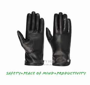 Best Choice Black Leather Gloves/Safety Gloves | Safetywear & Equipment for sale in Nairobi, Nairobi Central