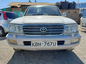 Toyota Land Cruiser Prado 2004 Silver | Cars for sale in Nairobi, Parklands/Highridge