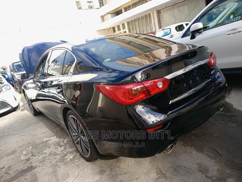 Nissan Skyline 2015 Black | Cars for sale in Kizingo, Mombasa, Kenya