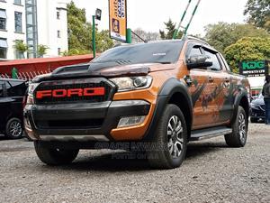 Ford Ranger 2015 Orange | Cars for sale in Nairobi, Lavington