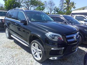 Mercedes-Benz GL Class 2015 Black | Cars for sale in Mombasa, Ganjoni