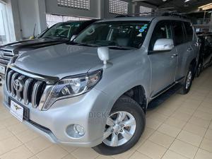 Toyota Land Cruiser Prado 2015 Silver | Cars for sale in Mombasa, Mombasa CBD