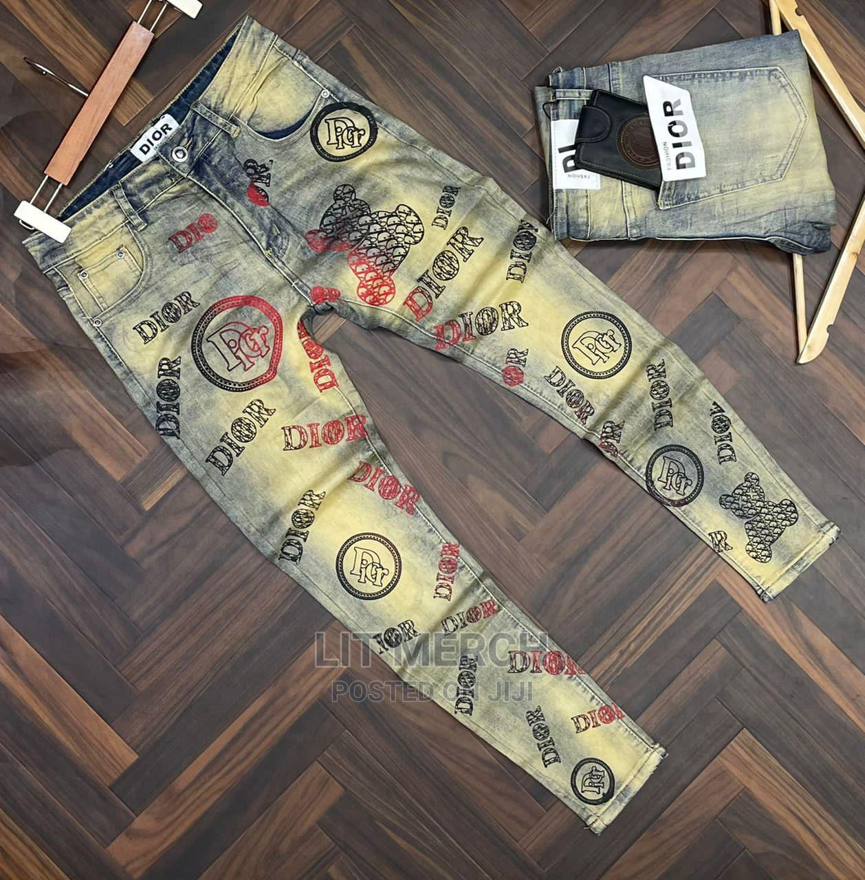 Jeans Available for Men