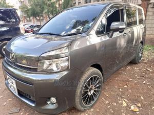 Toyota Voxy 2012 Gray   Cars for sale in Nairobi, Pangani