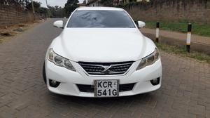Toyota Mark X 2011 White | Cars for sale in Nairobi, Woodley/Kenyatta Golf Course