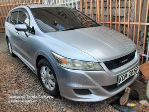 Honda Stream 2010 1.7i ES Silver   Cars for sale in Nairobi, Nairobi Central