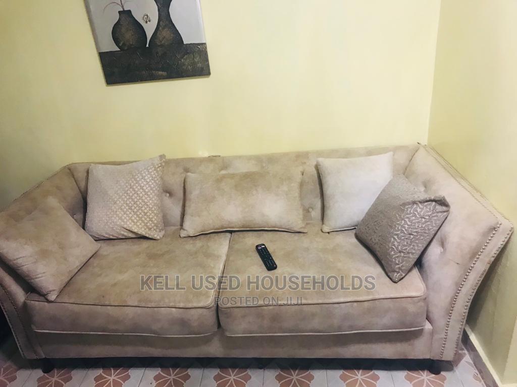 7 Seater Modern Sofa   Furniture for sale in Eastleigh, Nairobi, Kenya