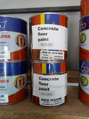 Red Floor Paint | Building Materials for sale in Kiambu, Kikuyu