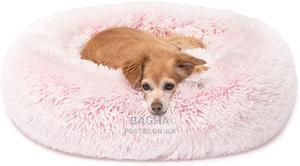 Pink Donuts Pet Bed | Pet's Accessories for sale in Mombasa, Mvita