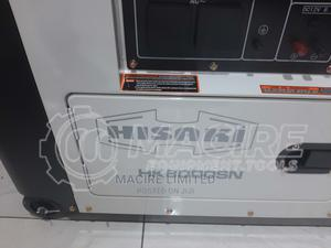 Hisaki 8kva Silent Diesel Generator With Automatic Switch | Electrical Equipment for sale in Nairobi, Nairobi Central