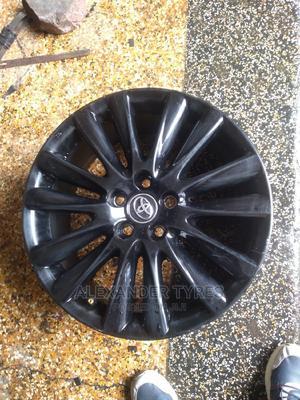 Allion Original Rims 15 Inch Set Black   Vehicle Parts & Accessories for sale in Nairobi, Nairobi Central