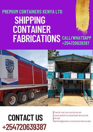 Shipping Containers | Store Equipment for sale in Nairobi, Embakasi