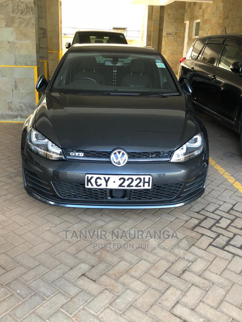 Volkswagen Golf 2013 Gray