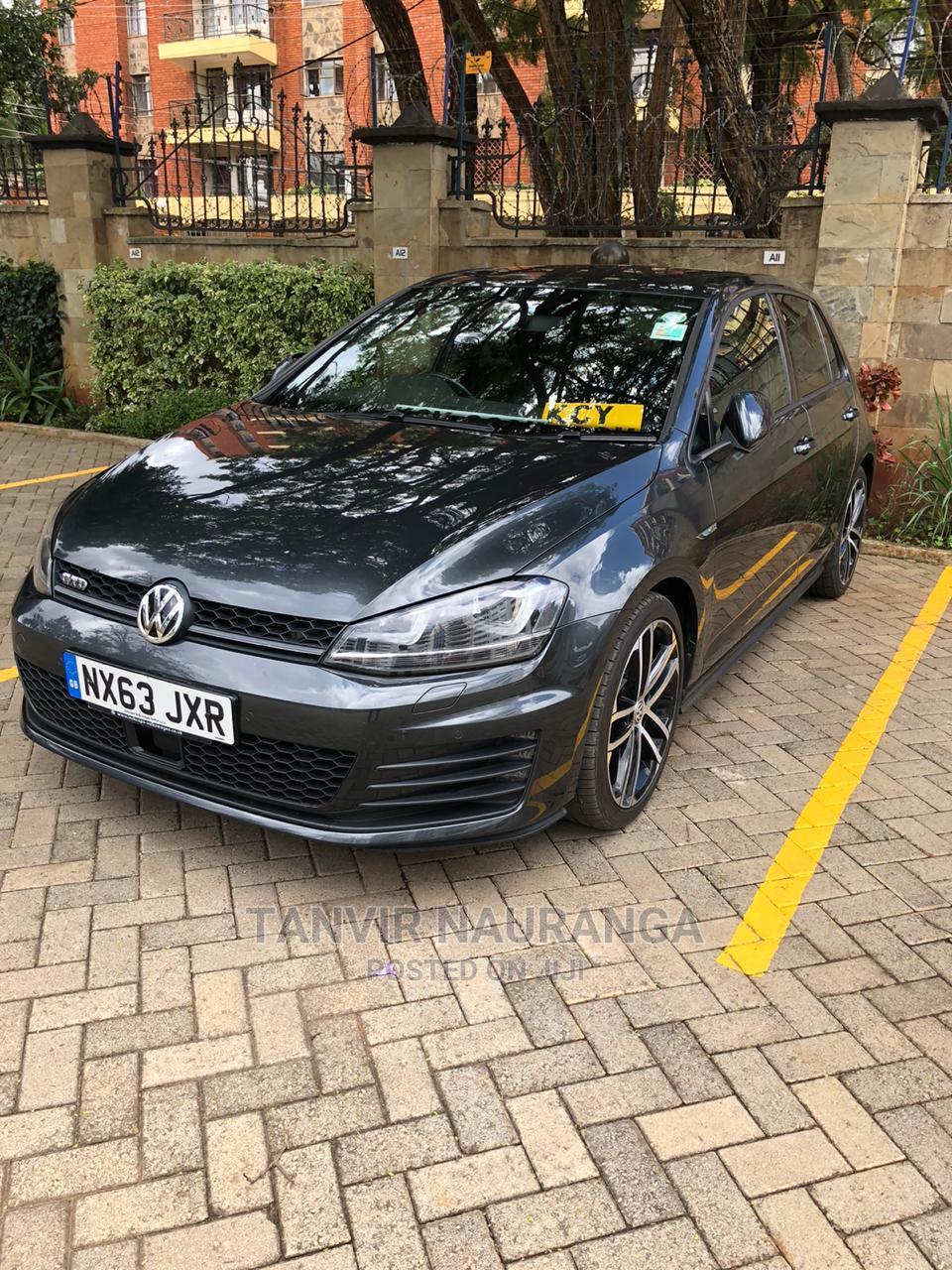 Volkswagen Golf 2013 Gray | Cars for sale in Westlands, Nairobi, Kenya